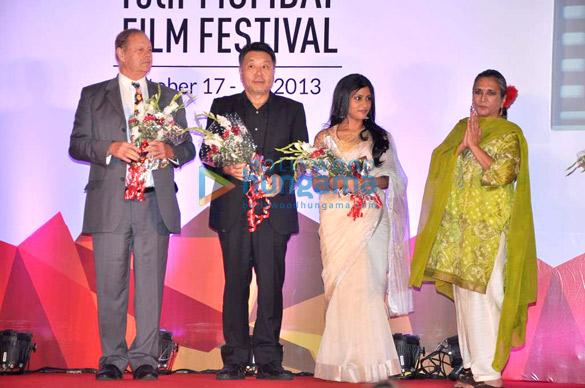 Bruce Beresford, Konkona Sen Sharma, Deepa Mehta