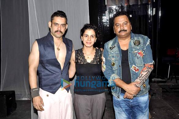Vineet Sharma, Kirti Kulhari, Nagesh Bhonsle