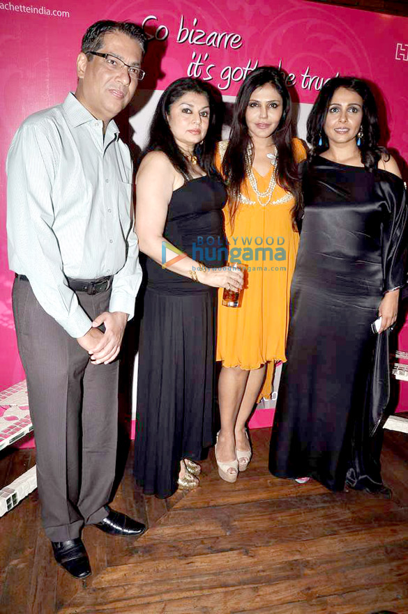 Taran Adarsh, Kiran Juneja, Nisha Jamvwal, Suchitra Krishnamoorthi
