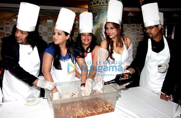 Shabab Sabri, Mansi, Ekta, Tanisha Singh, Crystal