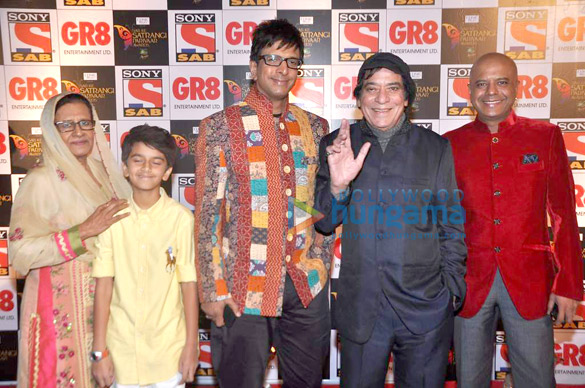 Javed Jaffrey, Jagdeep, Naved Jaffery