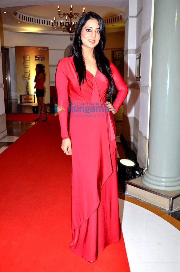 Kangna, Mahie & Sharman grace Foodie Awards 2014
