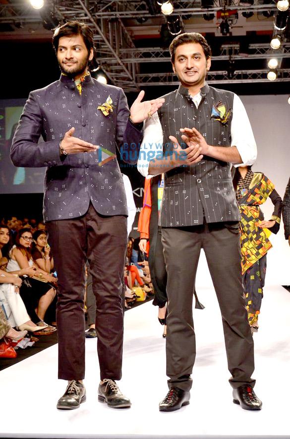 Ali Fazal, Digvijay Singh
