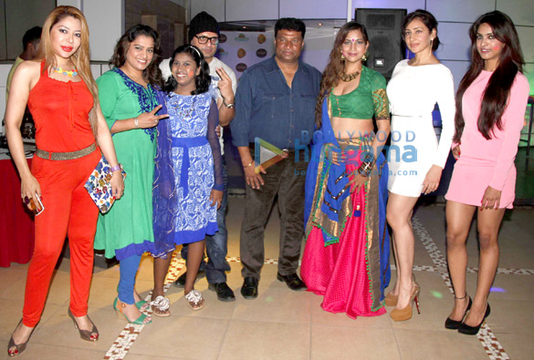 Laila Khan, Ekta, Sanchiti Sakat, Dj Sheizwood, Satish Shetty, Tanisha Singh, Kashish, Zoya