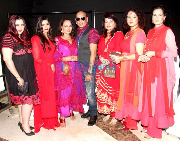 Shrishti Arya, Shaheen Bhatt, Soni Razdan Bhatt, Salim Asgarally, Gajra Kotary, Aroona Bhat, Veena Bakshi