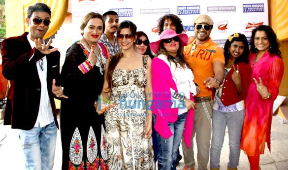 Rehman Khan, Laxmi Tripathi, Tanisha Singh, Dolly Bindra, Dj Akbar Sami, Sanchiti Sakat, Ekta Jain