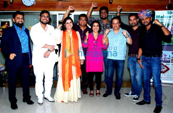 Abuzar, Hyder Kazmi, Kavita Seth, Robby Badal, Madhushree, Preetom Dutta, Anup Jalota, Anubhav, Swaroop Khan