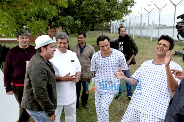 Sajid Khan,Darshan Jariwala,Saif Ali Khan,Riteish Deshmukh