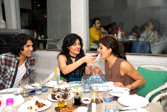 Naresh Kamath, Sonal Sehgal, Jacqueline Fernandez