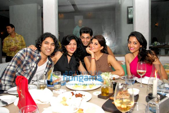 Naresh Kamath, Sonal Sehgal, Ruslaan Mumtaz, Jacqueline Fernandez, Nirali