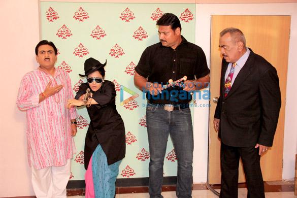 Dilip Joshi, Disha Vakani, Dayanand Shetty, Shivaji Satham