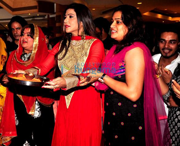 Rahul Roy, Dolly Bindra, Tina Ghai, Ekta Jain