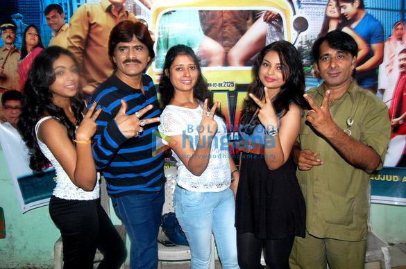 Shreya Chawla, Ehsaan Qureshi, Chandni, Neha Khan, Nizaam Jhootha