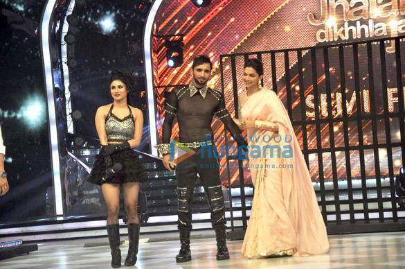 Mouni Roy, Punit Pathak, Deepika Padukone