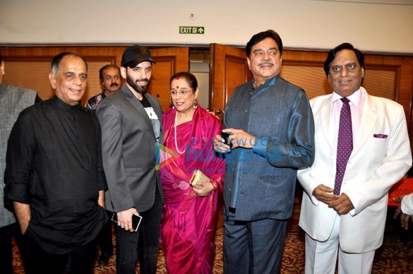 Pahlaj Nihalani, Luv Sinha, Sonakshi Sinha, Shatrughan Sinha