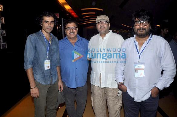 Imtiaz Ali, Ashoke Pandit, Viveck Vaswani, Vivek Agnihotri