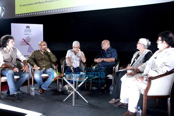 Imtiaz Ali, Govind Nihalani, Naseeruddin Shah, Shyam Benegal, Nafisa Ali, Kunal Kapoor