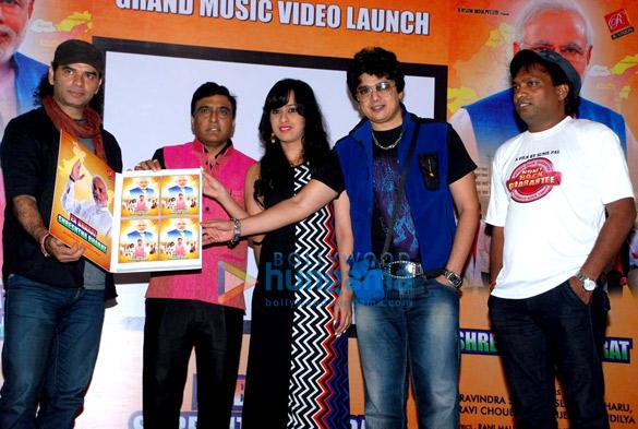 Mohit Chauhan, Ravindra Singh, Monali Sehgal, Harish, Sunil Pal