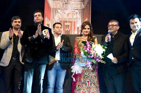 Hemant Sharma, Asif Shah, Waahiid Ali Khan, Raveena Tandon, Prasad Bidappa, RC Shukla