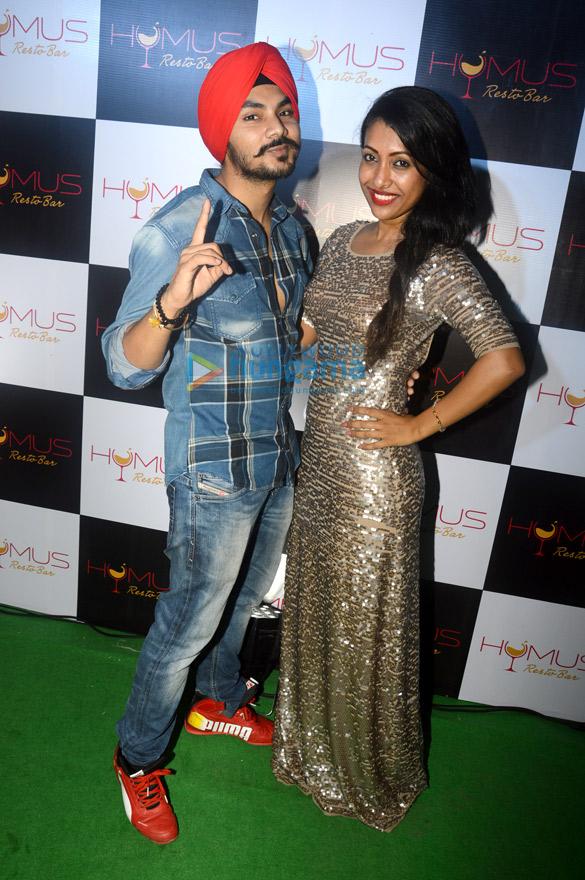Gurdeep Mehndi, Saumya Shetty