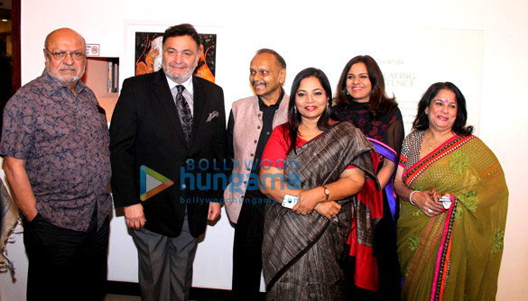 Shyam Benegal, Rishi Kapoor, Deepak Shinde