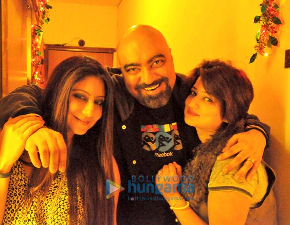 Rashmeet Kapoor, Vicky Tejwani, Shruti Tejwani