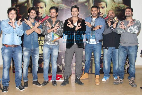Sumit Goradia, Sachin Chhabra, Vishal Singh, Shaleen Bhanot, Jaz Dhami, Vicky Tejwani, Mudasir Ali