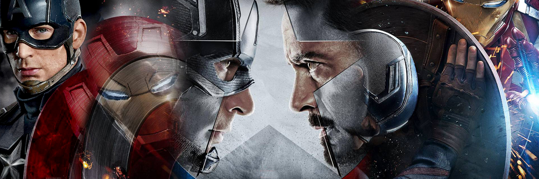 Captain America: Civil War (English)