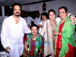 Glitzy get-together at Akbar Khan's residence
