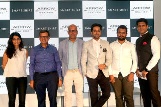 Ayushmann unveils Arrow's India