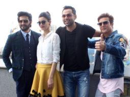 Diana Penty, Ali Fazal, Jimmy Sheirgill, Abhay Deol's EXCLUSIVE On 'Happy Bhag Jayegi'
