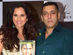 Salman Khan At The Launch Of Sania Mirza's Book 'Ace Against Odds'