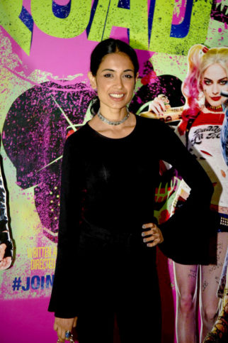 Premiere of Hollywood movie 'Suicide Squad'