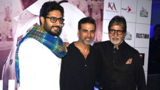 Star-Studded Special Screening Of Rustom