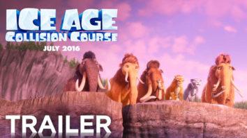 Theatrical Trailer - Hindi Ice Age - Collision Course