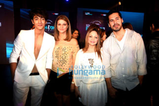 Ahaan Panday walks for Nandita Mahtani's show