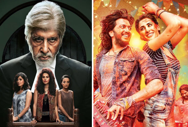 Box office pink rules banjo stays low bollywood hungama - Box office bollywood hungama ...