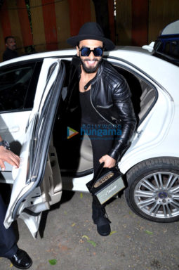 Ranveer Singh inaugurates D Shave salon by his personal hair stylist