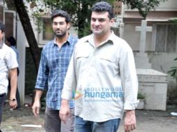 Siddharth Roy Kapur goes house hunting in Bandra