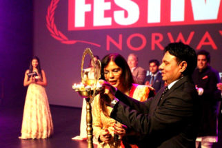 Zeenat inaugurates the BFN 2016