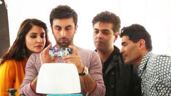 Ae Dil Hai Mushkil' On Set Video Image