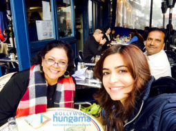 On The Sets Of The Film Atithi In London