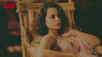 QUEEN OF HOTNESS! Kangana Ranaut's Sensual Photoshoot For GQ Magazine