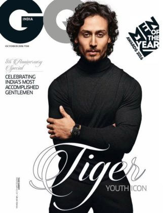 Amy Jackson On The Cover Of GQ Magazine