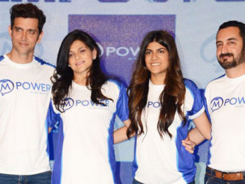 Hrithik Roshan At Everyday Heroes Campaign Launch