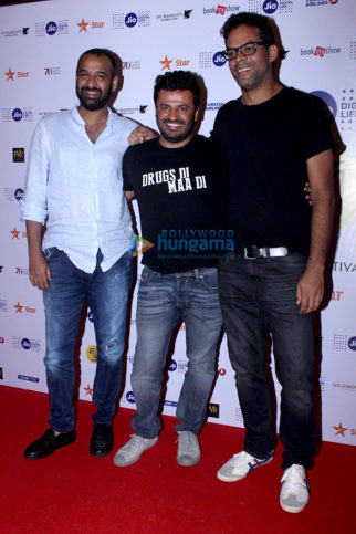 Premiere of Vikramaditya Motwane movie Trapped at the MAMI 18th Mumbai Film Festival 2016