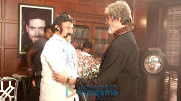 On The Sets Of The Movie Sarkar 3