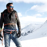 Movie Stills Of The Movie Shivaay