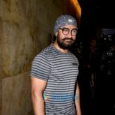 Aamir Khan promotes 'Dangal'