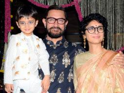 Aamir Khan's GRAND Diwali Bash With Shraddha, Sunny, Farhan, Tiger